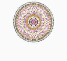 Multi Colored Swirl 4 Unisex T-Shirt