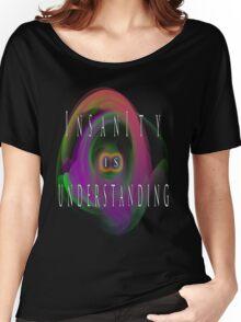 Understanding  Women's Relaxed Fit T-Shirt