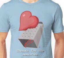 Thanks for the memories... Unisex T-Shirt