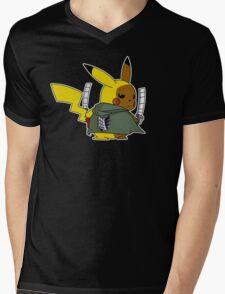 Shingeki No Thunder Mens V-Neck T-Shirt