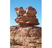 Kings Canyon, Northern Territory, Australia Photographic Print