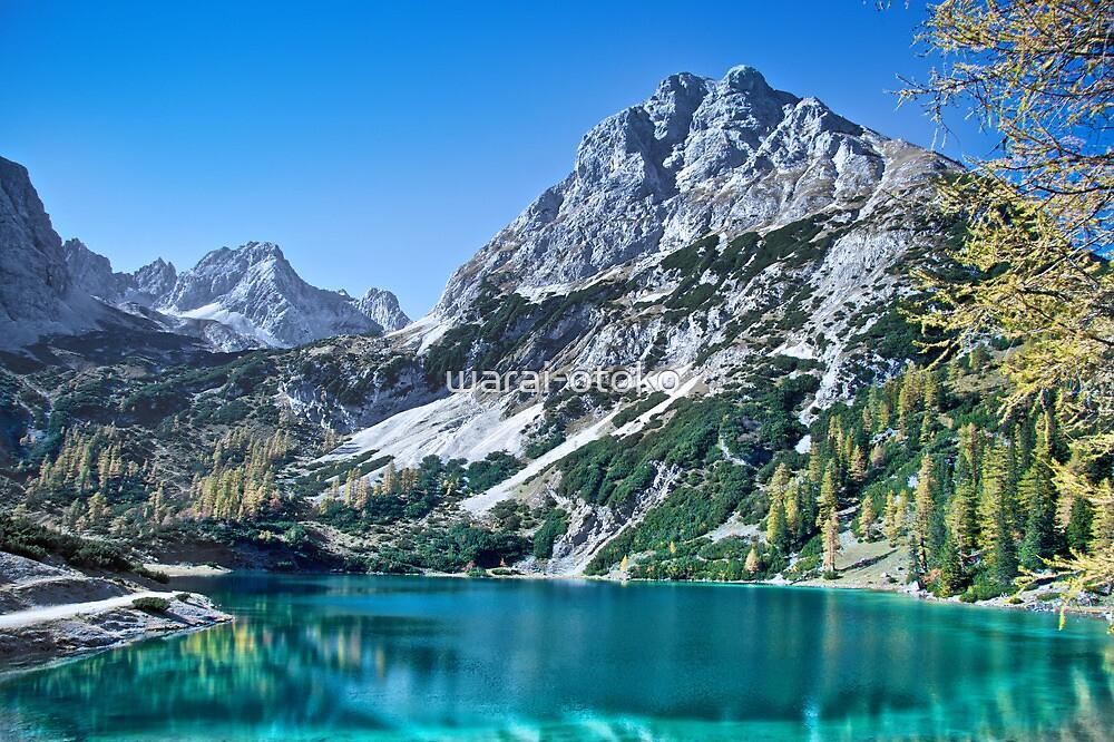 Seebensee · Austria by warai-otoko