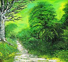 forest spirit by Birgits