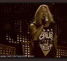 Vince Neil 3 by Oksana Fox