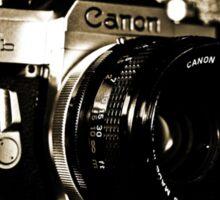 My First Camera Sticker