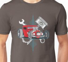 Hot Rod Garage Unisex T-Shirt