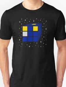 Time and Relative Dimensions in Squares T-Shirt