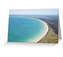 Seven Mile Beach Greeting Card