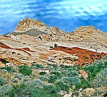 Valley of Fire State Park, Las Vegas, Nevada by trevortrent