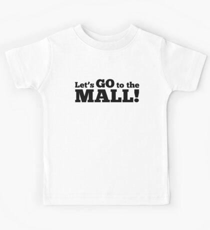 To the mall Kids Tee