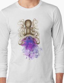 Octopaint Long Sleeve T-Shirt