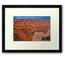 Grand Canyon South Rim Photograph, Print Framed Print