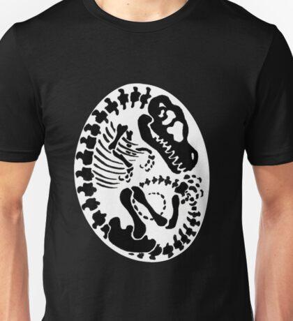 Tyrannosaurus Egg - Black Unisex T-Shirt