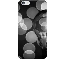 The light that burns twice as bright burns for half as long iPhone Case/Skin