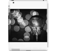 The light that burns twice as bright burns for half as long iPad Case/Skin