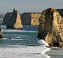 12 Apostles by Marylou Badeaux
