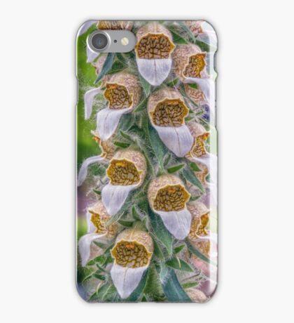 Grecian Foxglove iPhone Case/Skin