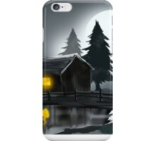 fantacy background iPhone Case/Skin