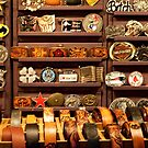 Belts And Buckles by phil decocco