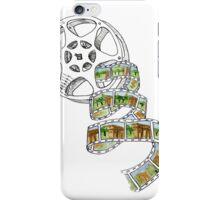Color Film Strip iPhone Case/Skin