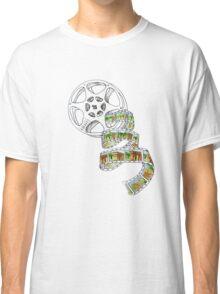 Color Film Strip Classic T-Shirt