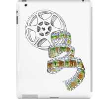Color Film Strip iPad Case/Skin