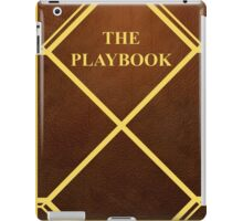 Barney's Playbook iPad Case/Skin