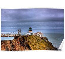 Point Bonita Lighthouse Poster