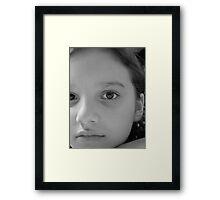 Paloma - Argentina Framed Print