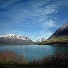 Along Alaska's Kenai Peninsula by Dyle Warren