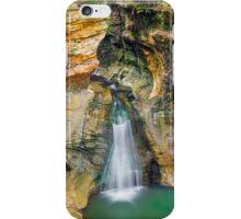 Rock Mill Falls iPhone Case/Skin