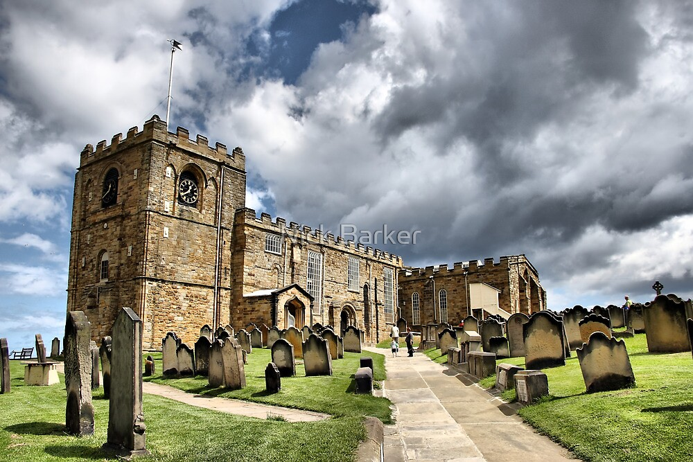 St Mary's Church, Whitby, UK by Nick Barker