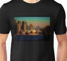 'Sydney At Dusk' Tee Unisex T-Shirt