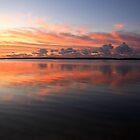 Cloudy Sunrise by ValorieB