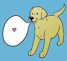 DOG DAYS Labrador by thehappydog