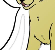 DOG DAYS Labrador Sticker