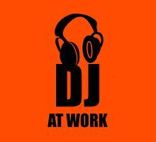 Dj At Work - Headphones Unisex T-Shirt