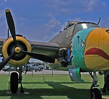 """B-25 """"Mitchell"""" by Turtle6"""