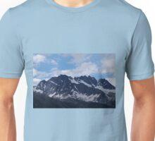 Glacier Mountain Unisex T-Shirt
