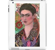 The Woman of Endless Creativity  iPad Case/Skin