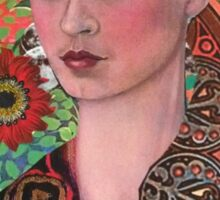 The Woman of Endless Creativity  Sticker
