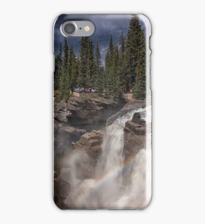Athabasca Rainbow iPhone Case/Skin