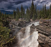 Athabasca Rainbow by Kristin Repsher