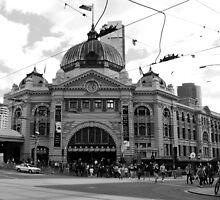 Melbourne  by Karen E Camilleri
