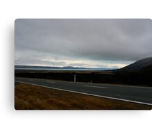 Rush Hour - South Island Canvas Print
