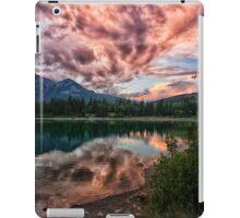Surprise Sunset at Lake Patricia iPad Case/Skin