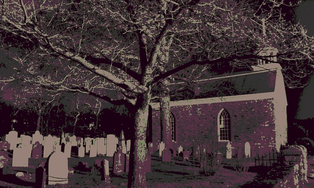 Sleepy Hollow Cemetery by Terence Russell