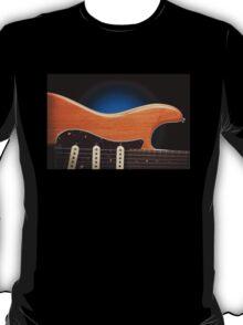 Fender Stratocaster Curves T-Shirt