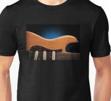 Fender Stratocaster Curves Unisex T-Shirt