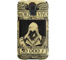 Ezio - Morti di Vivo Samsung Galaxy Case/Skin